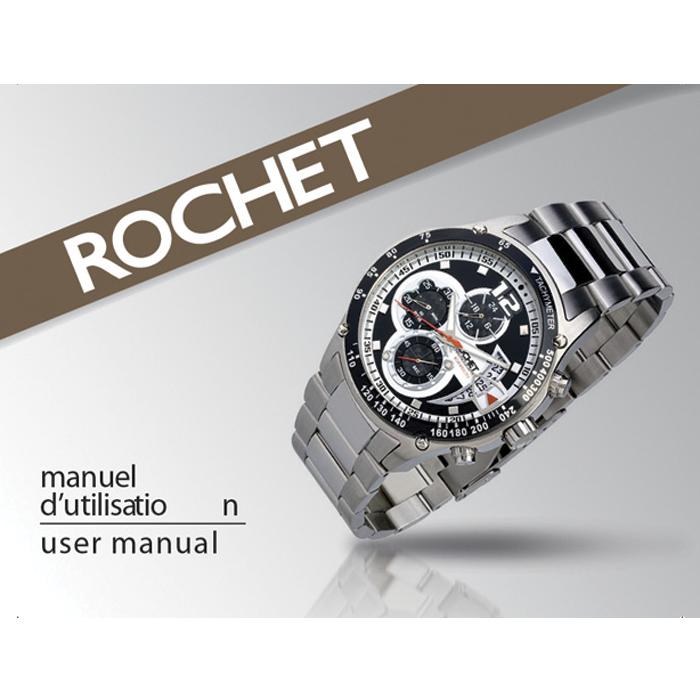 Rochet Montre Manuel Utilisation 2011